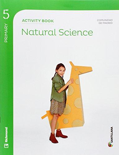 NATURAL SCIENCE 5 PRIMARY ACTIVITY BOOK - 9788468026756 por Vv.Aa
