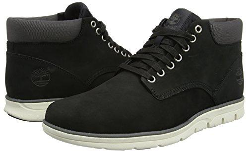 Bild von Timberland Herren Bradstreet Leather Sensorflex Chukka Boots, Schwarz (Black Nubuck), 50 EU