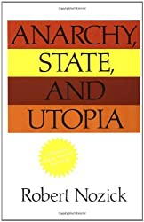 Anarchy, State, and Utopia by Robert Nozick (1977-11-11)