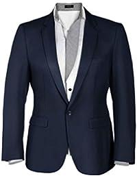 Coofandy Veste de Costume Homme Blazer Informel/Buisness 1 2 Boutons Décontracté