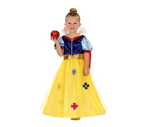 Costume Bambina Biancaneve – Costumi Divertenti