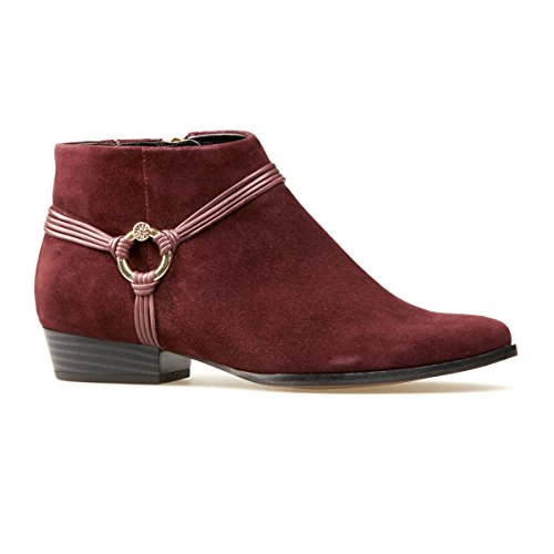 Van Dal Women's Jarratt Boots Garnet 5 UK