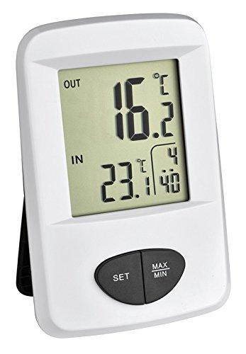 TFA 30.3061.02 - Termómetro Digital Sensor Remoto