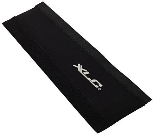 XLC Unisex- Erwachsene Kettenstrebenschutz Neopren CP-N01, Schwarz, One Size