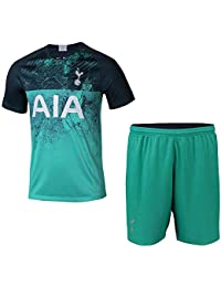 Zounghy Camiseta Personalizada Kits de fútbol para niños Jóvenes Adultos, Equipo del Club (Local