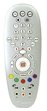 Canal+ Telecommande Canalsat.1er Et 2em. Référence : 5756666 Pour Pieces Son Video Divers Marques