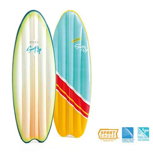 vidaXL Intex Aufblasbares Surfboard-Set 2-TLG. Surf\'s Up Mats 178 x 69 cm