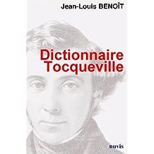 Dictionnaire Tocqueville