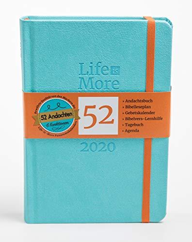 Life-is-More 52 Andachtsbuch für 2020 von Peter Krakovsky