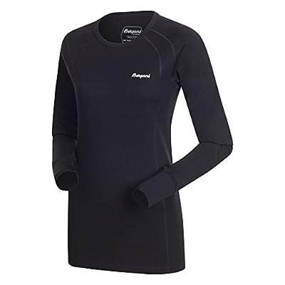 Bergans Svartull Lady Shirt - 320er Thermounterwäsche aus Merino