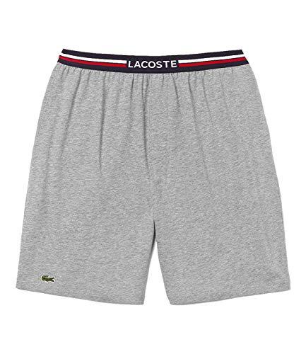 Lacoste Loungewear - Knit Short - Kurze Hose - grau meliert (XL)