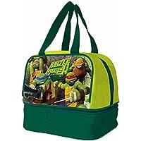 Preisvergleich für NINJA TURTLES Lunch-Bag Tasche mit Sockel