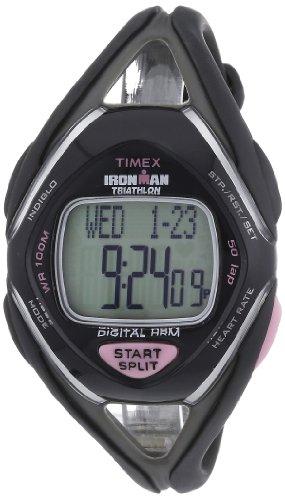Timex Sport Damen-Armbanduhr Race Trainer Digital Kautschuk T5K572
