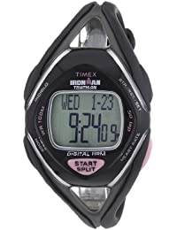 Timex Ironman Mid Size Race Trainer on Resin strap - T5K572