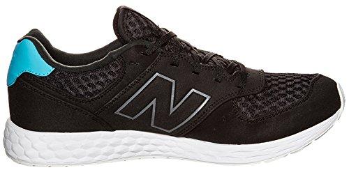 New Balance Mfl574no, Basses Homme Noir