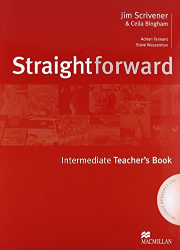 Straightforward Intermediate: Teacher's Book Pack by Jim Scrivener (2006-03-15)