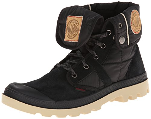 Palladium PALLABROUSE BAGGY M Damen Desert Boots Schwarz (BLACK/MJVE DSRT 027)