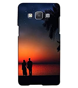 Citydreamz Boy and Girl\Sunset\Jungle\Love\Couple Hard Polycarbonate Designer Back Case Cover For Samsung Galaxy Grand 2 G7102