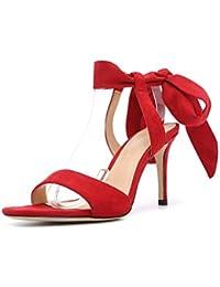 Es Amazon Eur Fiesta Y Rojas 100 50 De Sandalias Bsf7rb Zapatos iXZTkuOPw