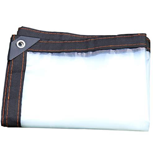 Plane wasserdicht Schwerlast Transparent Pflanze Staubdicht Carport PE Kunststoff Außenzeltplane, Dicke: 0,12 mm, 100G / M2, 22 Größen -