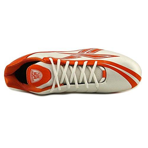 Reebok NFL Burner Speed Low M3 Synthétique Baskets White-Orange