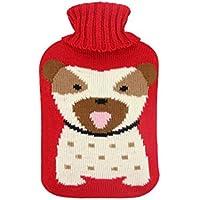Sicheres PVC-starkes heißes Wasser-Flasche mit Abdeckung halten warme/warme Hände heiße Therapien 2.0 Liter (rot) preisvergleich bei billige-tabletten.eu