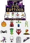24 Halloween Tattoos / Transfers Tric...