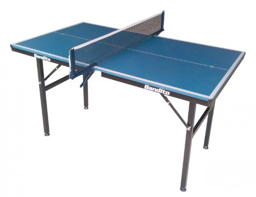 Bandito Winsport Tischtennis-Platte Junior-Fun - klappbar