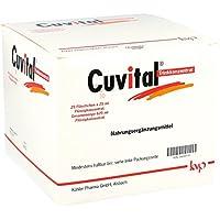 Cuvital Trinkkonzentrat 25X25 ml preisvergleich bei billige-tabletten.eu