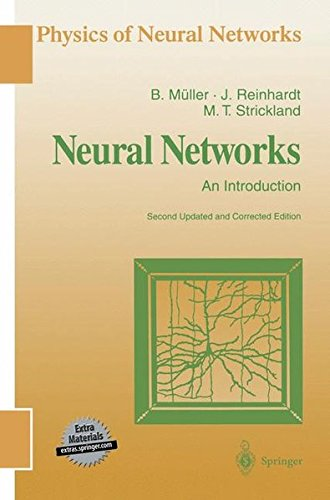 Neural Networks: An Introduction (Physics of Neural Networks)