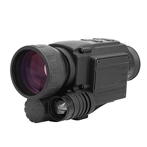 HD-Einrohr-Nachtsichtgerät, Tag- Und Nachtfernglas Mit Digitaler Multifunktionskamera Für Die Beobachtung Der Campingjagd