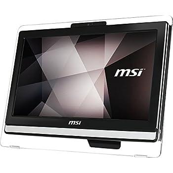 """MSI Pro 20ET 4BW-043XEU N3160/4GB/1TB/19.5""""/FreeDOS - AIO"""