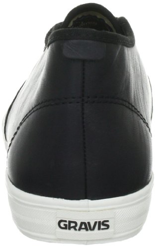 Gravis 282257, Baskets mode homme Noir (Black 001)