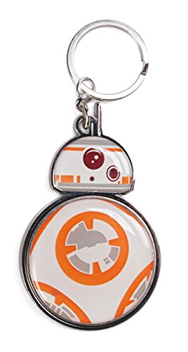 Star Wars VII: The Force Awakens BB-8 Llavero