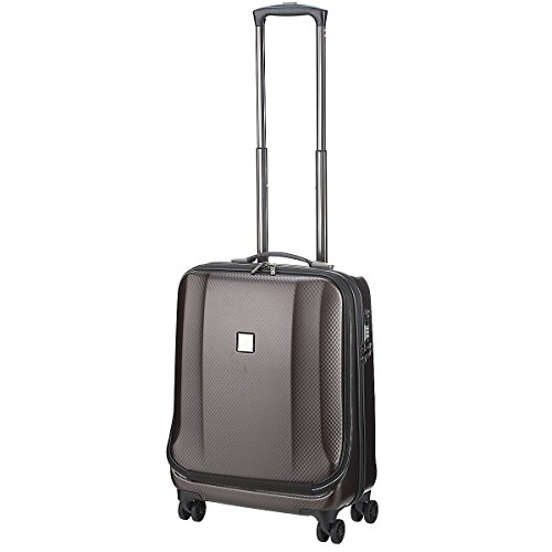 TITAN Business wheeler Xenon Deluxe in brown Valise, 55 cm, 40 liters, Marron (Brown)