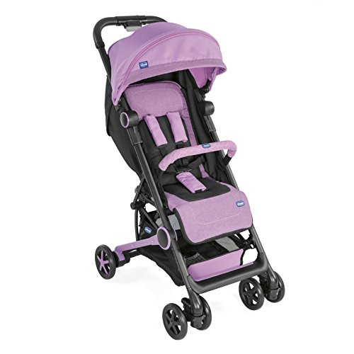 Chicco Miinimo2 Silla de paseo ultracompacta y ligera, solo 6 kg, color rosa