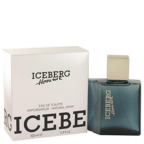 Iceberg Homme by Iceberg for Men - 3.4 oz EDT Spray by Iceberg -