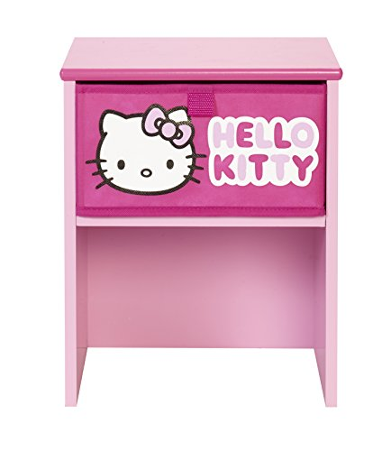 Worlds Apart 864786 Hello Kitty Nachttisch MDF