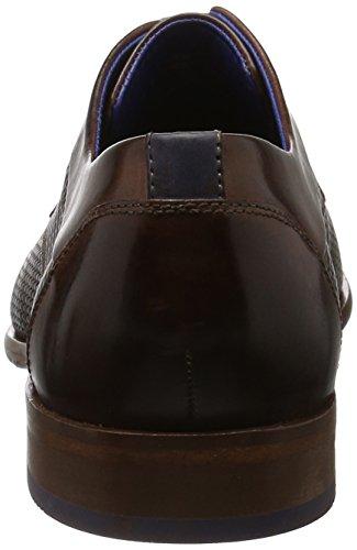 Daniel Hechter - 811219051100, Scarpe stringate Uomo Marrone (marrone scuro)