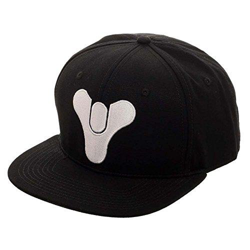 Preisvergleich Produktbild Destiny 2 - Logo - Cap | Schwarz