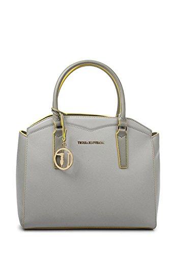 Borsa Bauletto Trussardi Jeans   Galapagos   P/E 2016   75B373-Light Gray