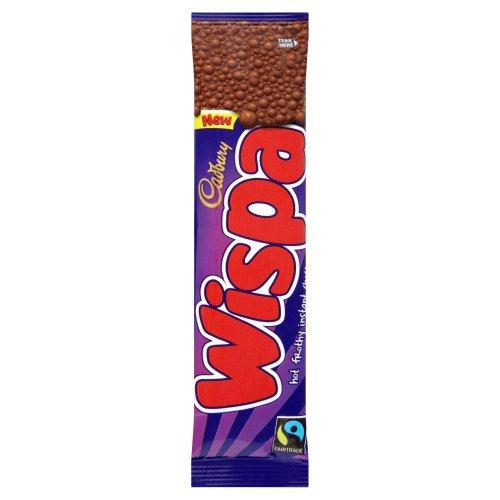 Cadbury Wispa Hot Chocolate, 27g (Pack of 30)