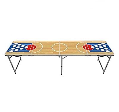 Table de Beer Pong Basket