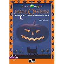 Halloween – Magic, Witches and Vampires - Buch mit Audio-CD