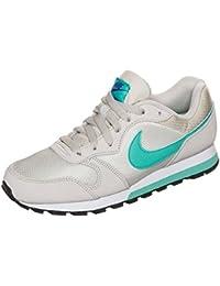 sports shoes 88564 356bd Nike Wmns MD Runner 2 Grau 749869 034, Sportschuhe - Sneakers, Damen