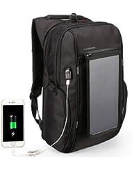 Bagages YanLong Sac à Dos de Voyage Sac à Dos en Nylon résistant à lusure pour Le Chargement USB Multifonctionnelle Ultra-léger Portable Grande Capacité