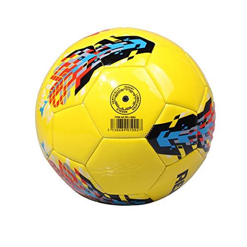 Lepeuxi Ball-Größe 5 PU-Maschine genähte Fußball-Haltbarkeit für Jugendfußball-Spiel-Trainings-Neue Ankunfts-PU-Spiel im Freien