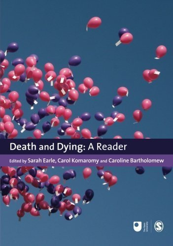 Death and Dying: A Reader (Published in association with The Open University) (2008-12-03)