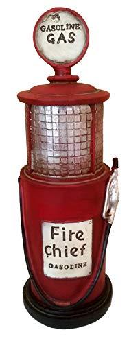 Hucha Vintage Decorativa Forma surtidor Gasolina
