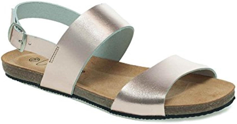 Daisy Roots con Cinturino alla Caviglia Donna | Vendita Calda  | Scolaro/Ragazze Scarpa